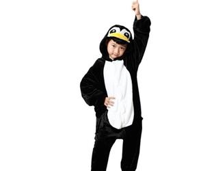 Kigurumi onesie dla dzieci piżama pingwin
