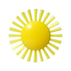 Zabawka kreatywna plui brush - słoneczko