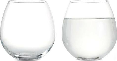 Szklanki do wody premium glass 2 szt.