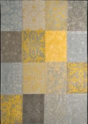 Dywan multi yellow - 140x200cm