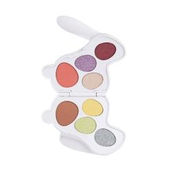 Makeup revolution bunny shadow palette paletka cieni do powiek fluffy