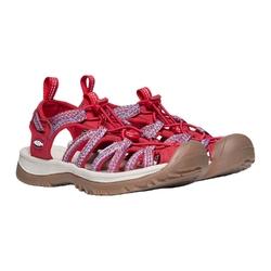 Sandały damskie keen whisper - czerwony
