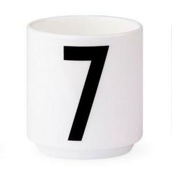 Filiżanki do espresso AJ cyfra 7