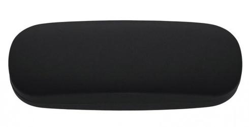 Twarde czarne etui futerał na okulary sthc-13