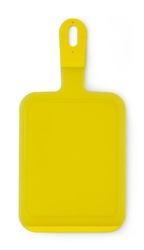 Deska do krojenia Tasty Colours żółta S