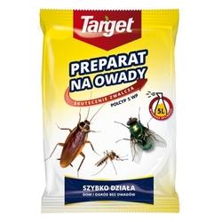Polcyp 5 wp – preparat zwalczający owady biegające i latające – 25 g target