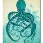 Octopus - obraz na płótnie