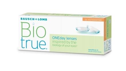 Biotrue oneday for astigmatism, 30 szt.