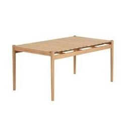 Drewniany stół ogrodowy siera 160x94 cm