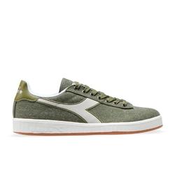 Sneakersy diadora game cv - zielony