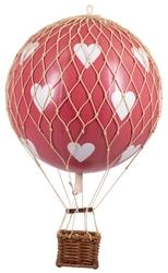 Authentic models balon dekoracyjny- floating the skies, czerwony w serca ap160rh