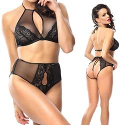 Yolande black : rozmiar - s