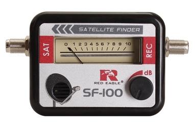 Miernik satelitarny Red Eagle SF-100 - Szybka dostawa lub możliwość odbioru w 39 miastach