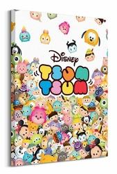 Tsum tsum - Obraz na płótnie
