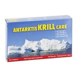 Antarktis krill care kapsułki