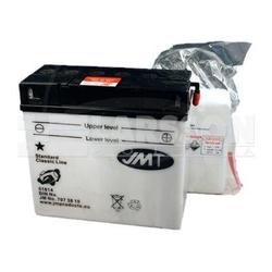 Akumulator standardowy jmt 51814 1100258 bmw r 65, r 50, laverda 668