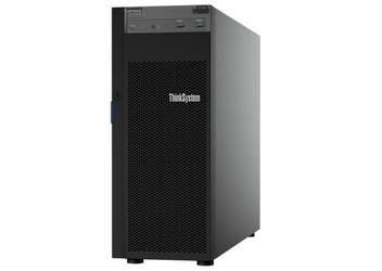Lenovo Serwer ThinkSystem ST250 Xeon E-2176G 6C 3.7 GHz 80W, 1x16GB, OB, 2.5 HS 8, 530-8i, HS 550W, XCC Standard, DVD-RW,