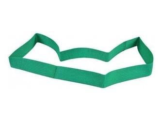 Szarfa gimnastyczna zielony