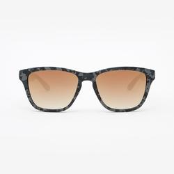 Okulary hawkers x messi - camo black gold gradient one kids - messi kids