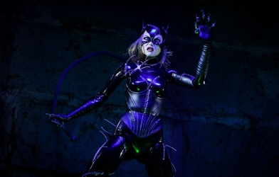 Catwoman ver3 - plakat wymiar do wyboru: 30x20 cm