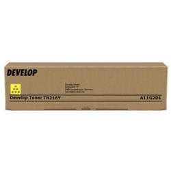 Toner Oryginalny Develop TN-216Y A11G2D1 Żółty - DARMOWA DOSTAWA w 24h