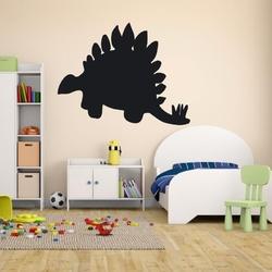 Dinozaur 1tk90 naklejka tablicowa dla dzieci