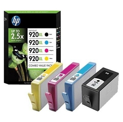 HP oryginalny ink blistr, C2N92AE301, CMYK, No.920XL, HP