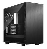 Fractal design obudowa define 7 compact black dark tg