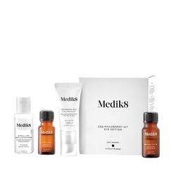 medik8 csa philosophy kit eye edition zestaw do kompleksowej pielęgnacji skóry wokół oczu