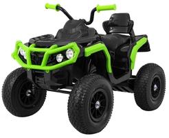 Quad na akumulator atv bdm0906 air czarno-zielony