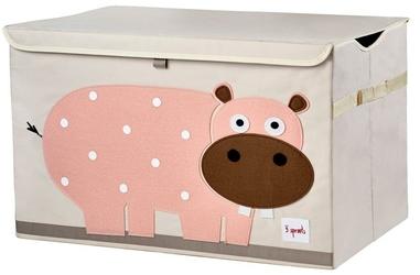 Pudełko zamykane 3 sprouts hipopotam
