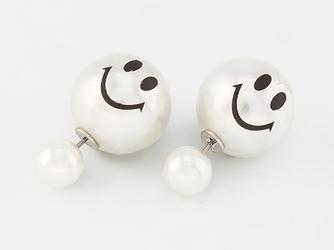 Kolczyki pearl smile - pearl smile