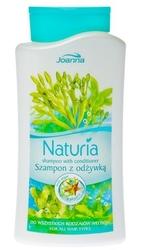 Joanna naturia algi morskie 2w1, szampon do wszystkie rodzajów włosów, 500ml