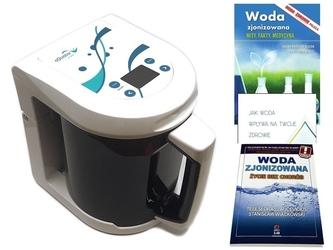 Jonizator wody aquator vivo classic poj. 3 l, najnowszy model + 3 gratisy  oferta promocyjna