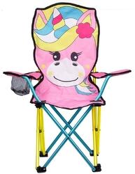 Krzesło składane dla dzieci abbey - jednorożec