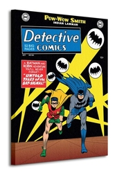 Batman i robin - obraz na płótnie