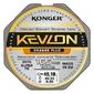 Plecionka konger kevlon orange fluo x4 0,16mm 150m 15,90kg