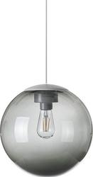 Lampa wisząca spheremaker 1 ciemnoszara