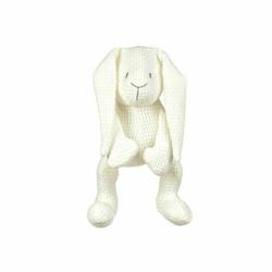 Babys Only, Robust White Przytulanka Zajączek 30cm, biały