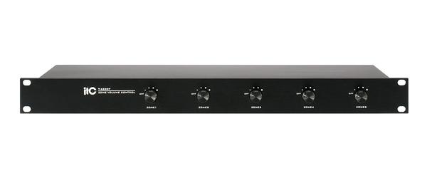 Regulator głośności itc t-6239f 5-kanałowy - szybka dostawa lub możliwość odbioru w 39 miastach