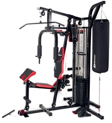 Atlas treningowy 3-stanowiskowy hs-1054k - hop sport