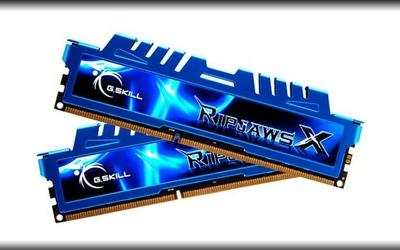 G.SKILL DDR3 8GB 2x4GB RipjawsX 2400MHz CL11 XMP