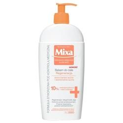 Mixa intensywna pielęgnacja suchej skóry regenerujący balsam do ciała skora bardzo sucha i ekstremalnie sucha 400ml