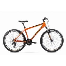 Rower górski romet rambler r6.0 26 2020, kolor pomarańczowy, rozmiar 21