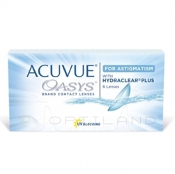Acuvue Oasys for Astigmatism, 6 szt.