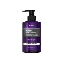 Kundal odżywka do włosów honeymacadamia treatment baby powder 258ml