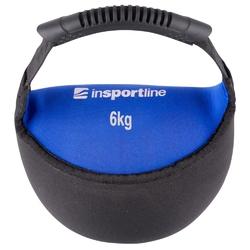 Hantla neoprenowa Bell-bag 6 kg - Insportline - 6 kg