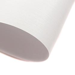 Karton ozdobny KRATKA 230gA4 - biały