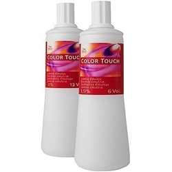 Wella color touch, emulsja w kremie 1000ml 1,9  - 6 vol.