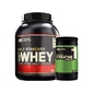 Optimum whey gold standard 2270 g + creatine 634 g białko i kreatyna usa wysyłka 24h